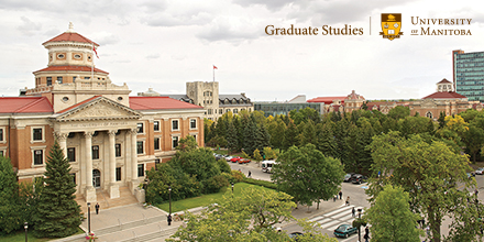University of Manitoba - Faculty of Graduate Studies