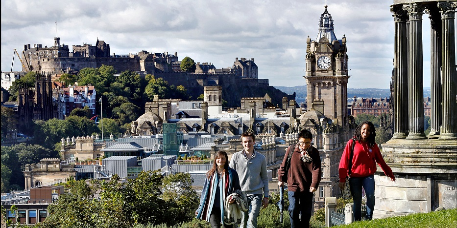 Come And Study At The University Of Edinburgh