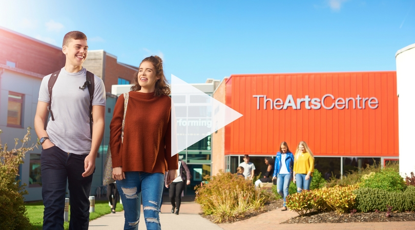 Edge Hill University's Campus Tour