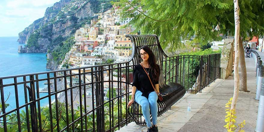 Get an international education by spending time abroad
