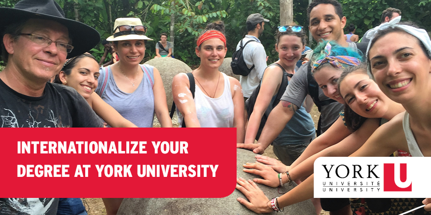 Internationalize Your Degree at York University
