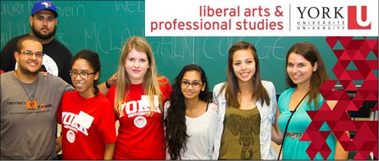 Open your Mind & Experience YorkU!