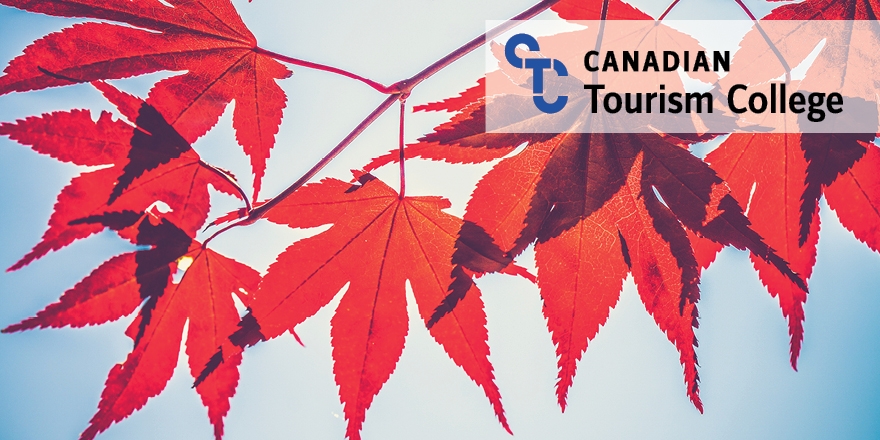 Get your Tourism Training in Beautiful BC, Canada!