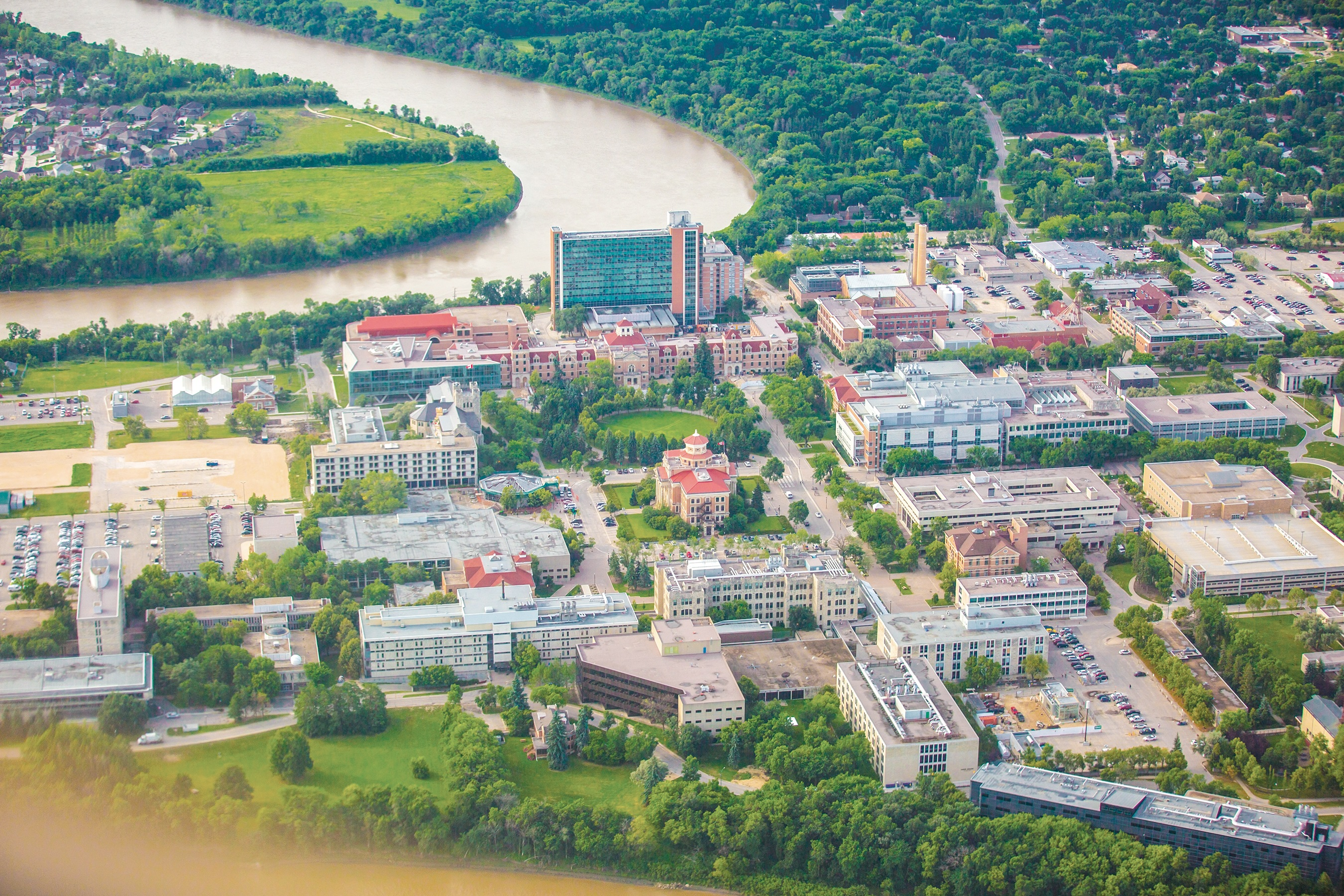 The University of Manitoba welcomes you!