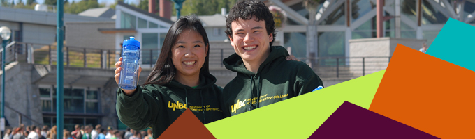 You're Set Up For Another Great Year At UNBC!