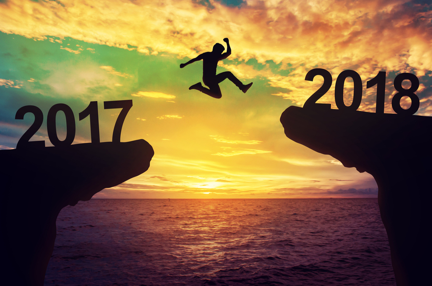 Start Fresh in 2018! 6 Tips to kickstart your year!