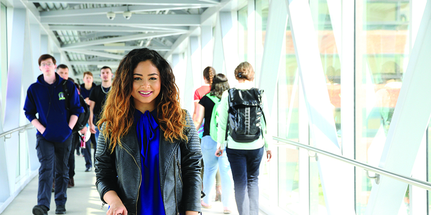 Algonquin College: Relevant, targeted scholarships