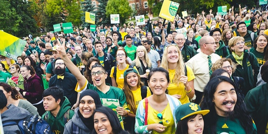 Experiencing the Best of Canadian Life at UAlberta