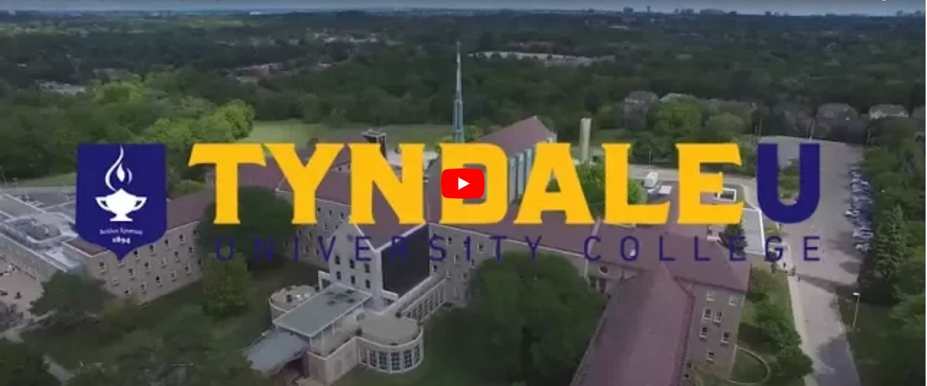 Why Tyndale University?