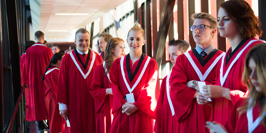 Canadore College Satisfaction Above Average