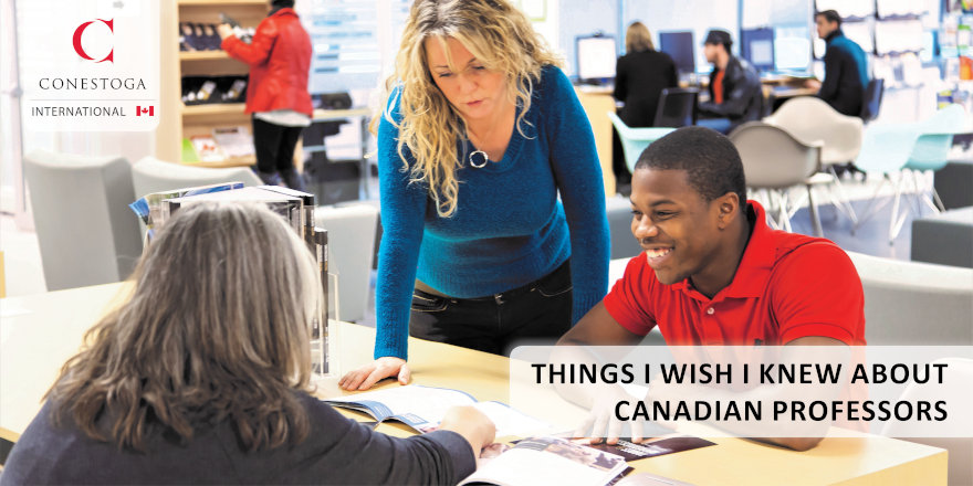 Things I Wish I Knew About Canadian Professors