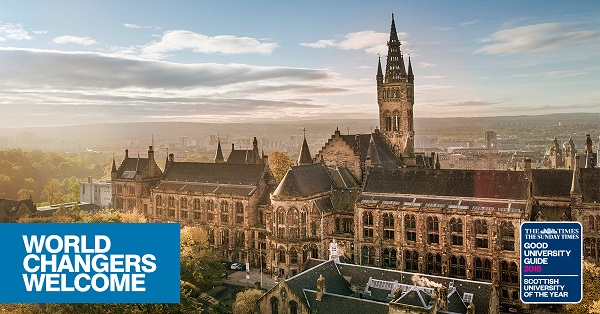 Why you should study at the University of Glasgow