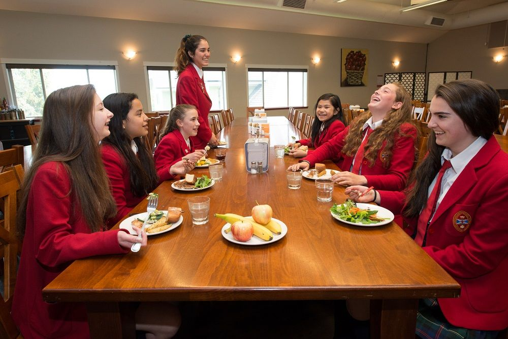 Is Healthy Eating Possible at Boarding School?