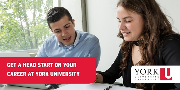 Get a Head Start on Your Career at York University