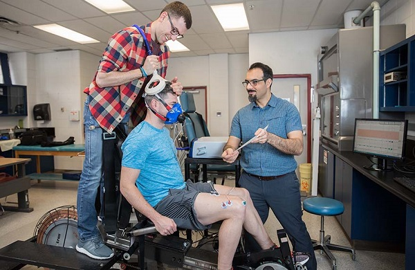 Studying Kinesiology at UCalgary