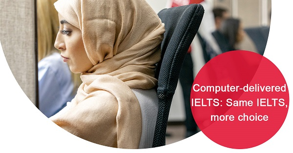 Computer-Delivered IELTS Now Available in Canada