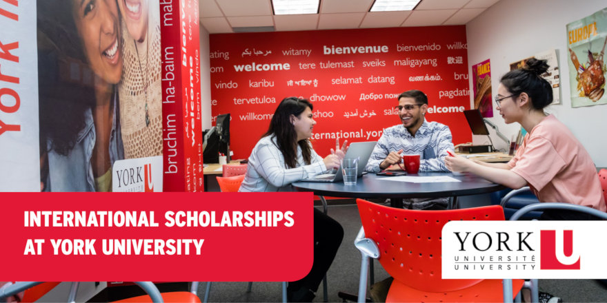 International Scholarships at York University