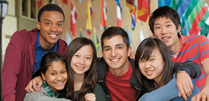 A group of international students pursues their passions and enjoys a great student experience at Wilfrid Laurier University.