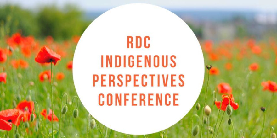 Red Deer College Hosts Indigenous Perspectives Conference