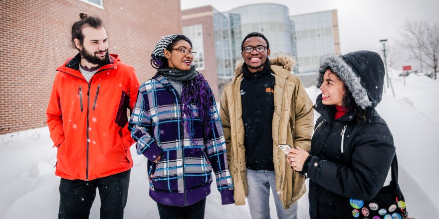Your New Adventure: Making the Transition from High School to University