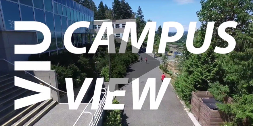 Campus View: Living in VIU Residence [VIDEO]