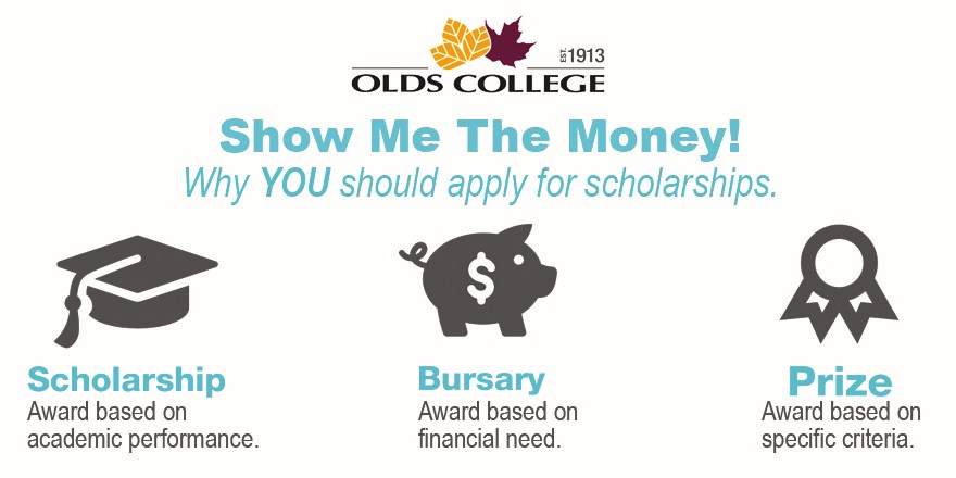 Show Me the Money! Why YOU Should be Applying for Scholarships
