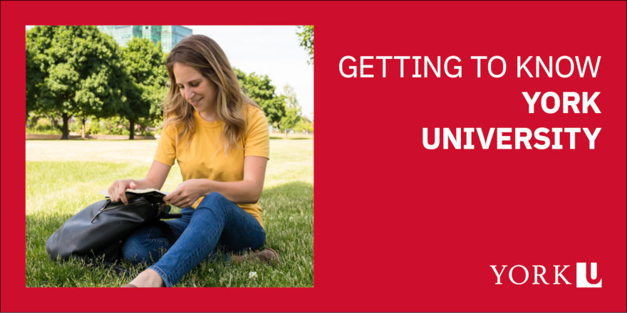 Getting to Know York University