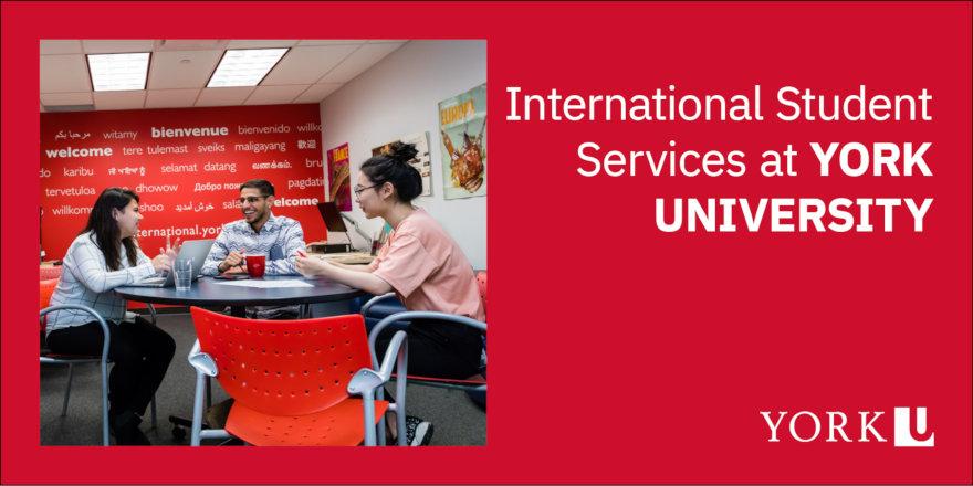 International Student Services at York University