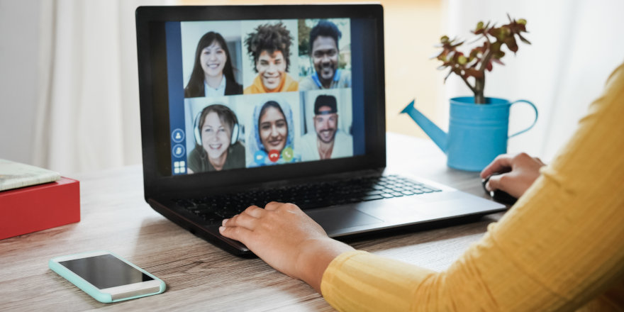 How to Nail a Group Interview Over Zoom
