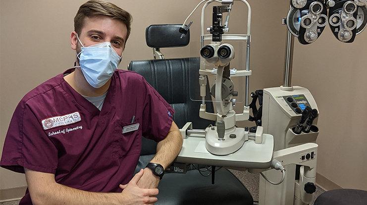 Canadian Optometry Student on Choosing an American School