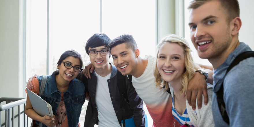 Enhance your international university experience by connecting with fellow students.