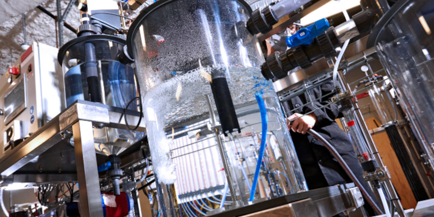 New $1M Lab Helps Future Workforce Ride the Wave of Water Sustainability