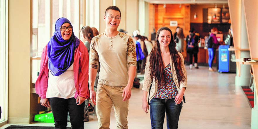 Scholarship Opportunities at Wilfrid Laurier University